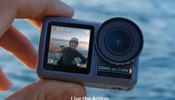 DJI Osmo Action Dual Screen Camera 4K HDR Video Camera