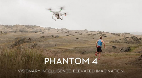DJI Phantom 4 With 4K HD Camera RC Drone Rush to Buy Only $19.9