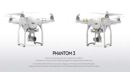 Detailed assessment report of DJI Phantom 3 Professional