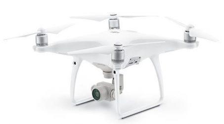 DJI Phantom 4 Advanced FPV Quadcopter With 4K HD Camera