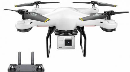 DM DM106 2MP/0.3MP Camera WiFi FPV Quadcopter
