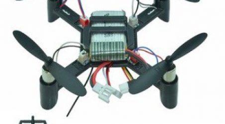 DM002 Mini WIFI FPV RC Quadcopter RTF
