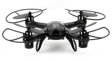 DM003 Mini Speed Flight 3D Roll RC Quadcopter