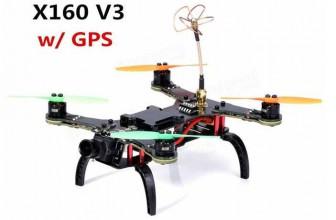 DYS X160 V3 Micro FPV Racer