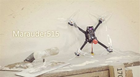 Diatone GT-Marauder 515 M515 Normal X Split Type FPV Racing RC Drone