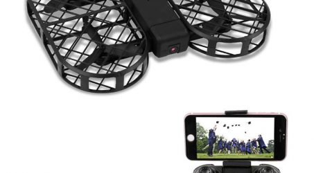 Dwi Dowellin D7 WIFI FPV Drone With 2MP Camera