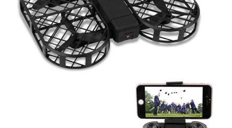 Dwi Dowellin D7 WIFI FPV Drone With 2MP Camera