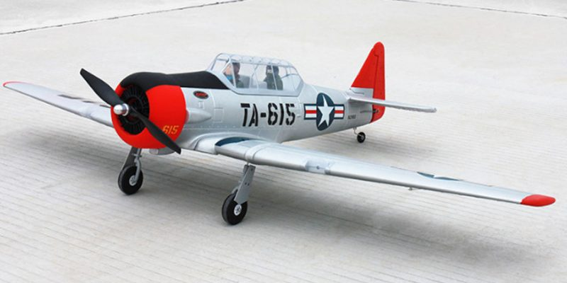 Dynam AT-6 RC Airplane