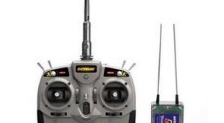 Dynam Detrum GAVIN-6C Transmitter With RXC7 Receiver