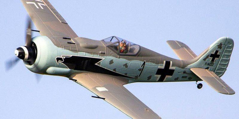 Dynam Focke Wulf FW-190 RC Airplane