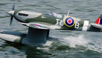 Dynam Supermarine RC Airplane