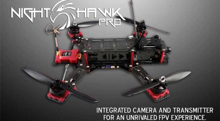 EMAX Nighthawk Pro 280mm Carbon Fiber Drone