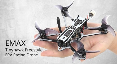 EMAX Tinyhawk Freestyle 115mm FPV Racing RC Drone