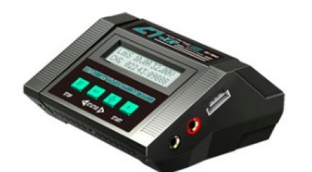 EV-PEAK C1-XR 100W 10A  RC Battery Balance Charger
