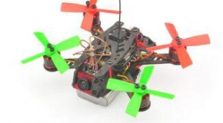 Eachine Aurora100 100mm Mini Brushless FPV Racer BNF