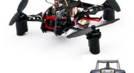 Eachine BAT QX105 Micro FPV Racing Quadcopter RTF