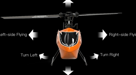 Eachine E129 RC Helicopter