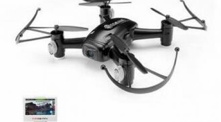 Eachine E40G 5.8G FPV Quadcopter With 720P Camera