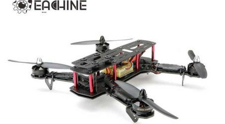 Eachine EC250 Racer Drone With RadioLink AT9 Transmitter