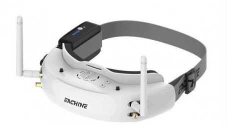 Eachine EV200D 1280*720 True Diversity FPV Goggles
