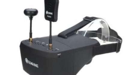 Eachine EV800D 5.8G 40CH Diversity FPV Goggles