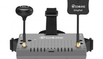 Eachine EV900 5 Inch 5.8G 40CH HDMI AR VR FPV Goggles