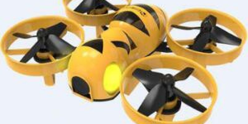 Eachine Fatbee FB90 90mm Micro FPV LED Racing Drone BNF