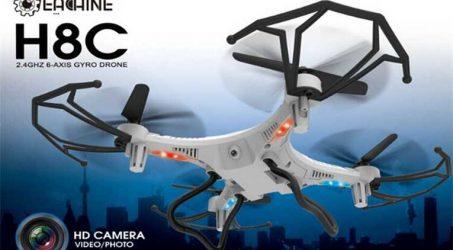 Eachine H8C Mini Quadcopter With 2MP Camera