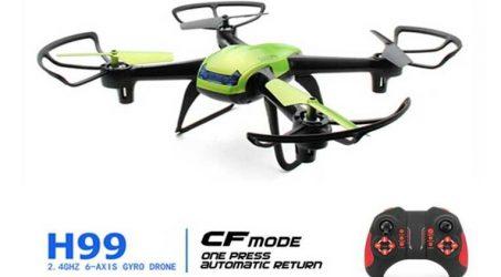 Eachine H99 3D Roll One Key Return RC Quadcopter