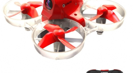 Eachine M80S Micro FPV Racer Drone Quadcopter RTF