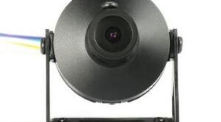 Eachine OKKAN EK1119 1100TVL 150 Degree 2.3mm M8 Lens Tiny FPV Camera