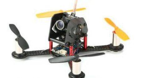 Eachine QX100 Micro FPV Racing Quadcopter 800TVL Camera BNF
