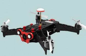 Eachine Racer 250 FPV Drone Flying Test