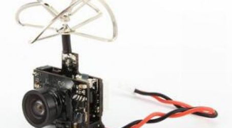 Eachine TX03 Super Mini AIO 5.8G 72CH 600TVL FPV Camera