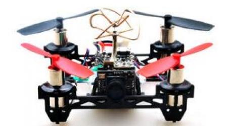 Eachine Tiny QX80 80mm  FPV Racing Quadcopter