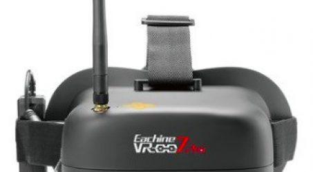 Eachine VR-007 Pro VR007 5.8G 40CH FPV Goggles