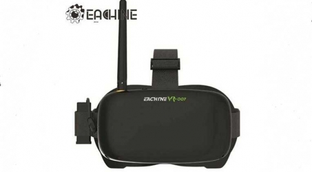 Eachine VR-007 FPV Goggles With 800mAh Battery