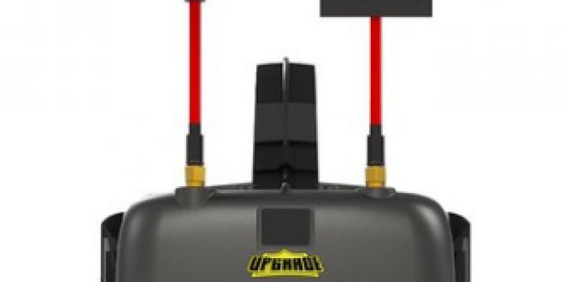 Eachine VR D2 Pro 5.8G Diversity FPV Goggles