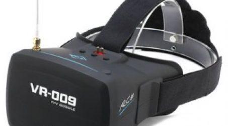 Eachine VR009 5.8G 5 Inch FPV Goggles Video Glasses Headset