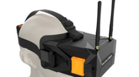 Eachine VR011 Diversity DVR Pro FPV Goggles
