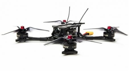 Emax HAWK 5 FPV Racing Drone BNF With Foxeer Micro Camera
