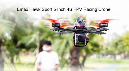 Emax Hawk Sport 5 Inch 4S FPV Racing Drone