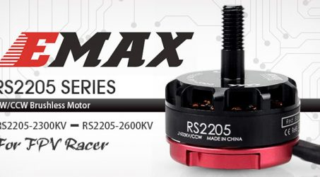 Buy Good Emax RS2205 Motors for Your FPV Multicopter