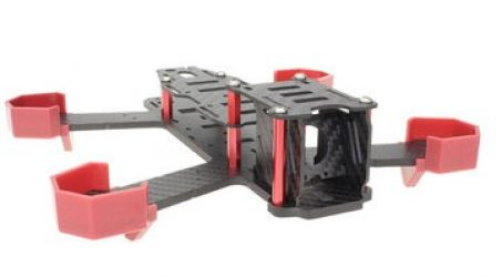 Emax Nighthawk Pro 200 Wheelbase Board Carbon Fiber Quadcopter Frame