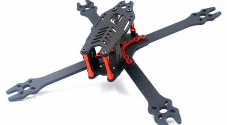 F2 Mito210 210mm FPV Racing Drone Frame Kit