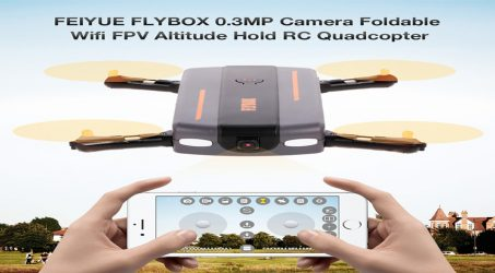 FEIYUE FLYBOX RC Quadcopter