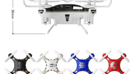 FQ777-124 Pocket Drone Flight Show