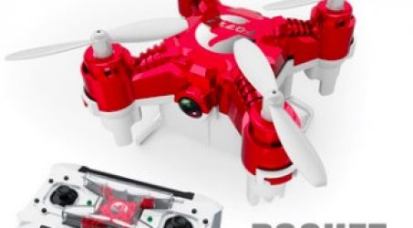 FQ777-124C MINI Drone With 2.0MP HD Camera With Switchable Controller