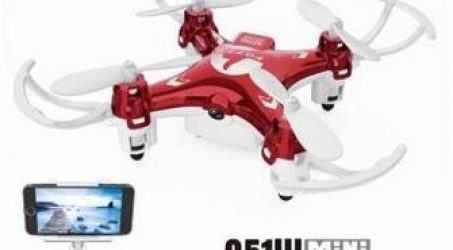 FQ777-951W MINI WIFI FPV Drone With 0.3MP Camera