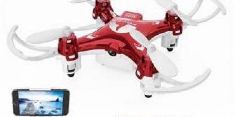 FQ777-951W MINI WIFI FPV Drone With 0.3MP Camera